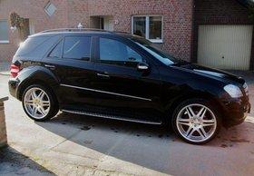 Mercedes Benz ML 350 / 4 Matic 7G-TRONIC / LPG GAS / Brabus