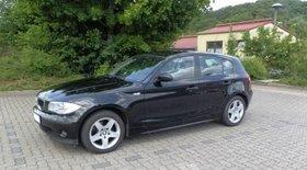 Schicker BMW 116i, Vollleder