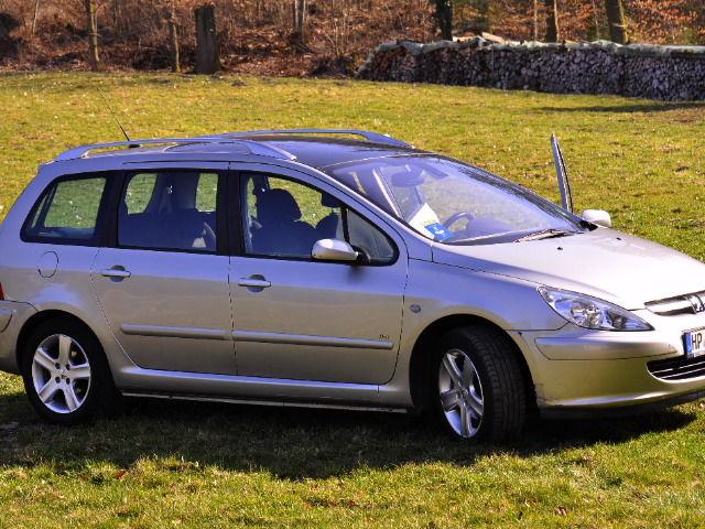 Peugeot 307 SW,guter Zustand,sparsam im Verbrauch, idealer Familienwagen