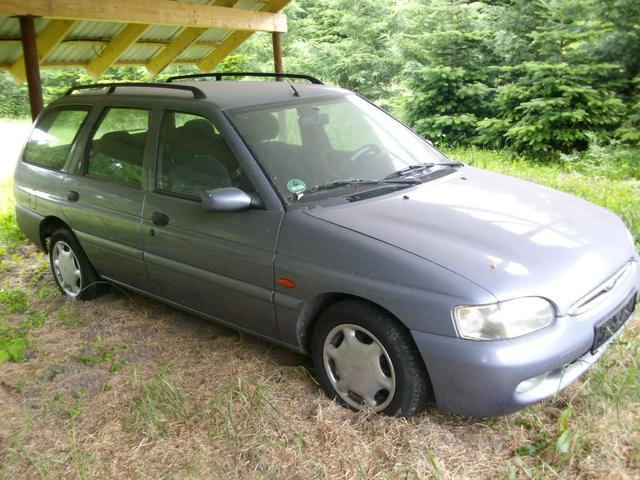 Escort 1,6 16V Modell Giha