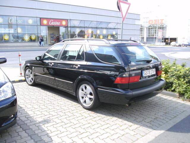 Saab 9,5 Sportkombi 2.0 Turbo, unfallfrei, scheckheftgepflegt, Nichtraucher