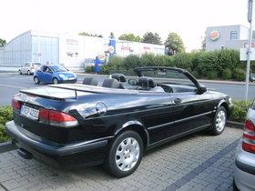 Saab 9,3 Cabrio Sport 2.0 Turbo Ecopower 205 PS