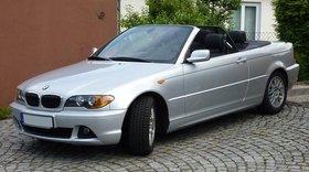 BMW 320 Ci  Traum Cabrio mit Hardtop