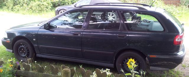 gepflegter Volvo 40 Kombi 1.8i