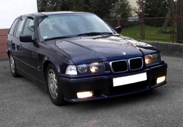 BMW 328 i Touring .. !! NOTVERKAUF !!