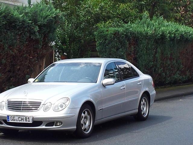 Mercedes E220 Classic Diesel