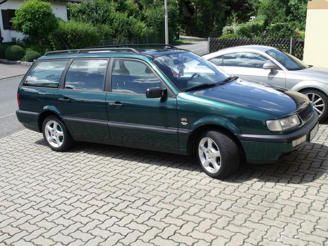 VW Passat Kombi 1,8l   90 PS