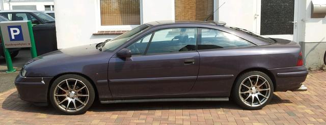 Opel Calibra Last Edition 0690