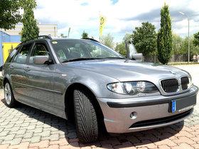 gepflegter BMW 320d touring mit sehr guter Aussstattung