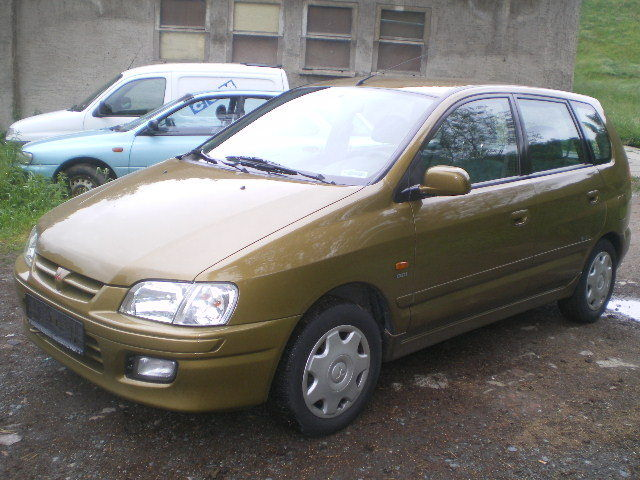 MITSUBISHI Space Star GDI 1800 GLX