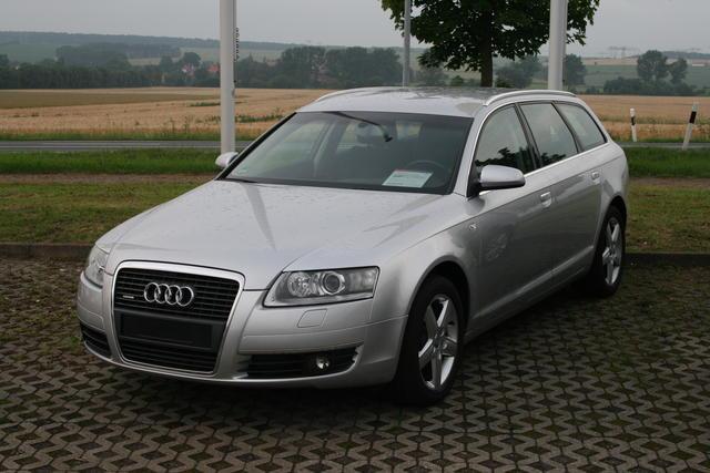 Audi A6 Quattro 2,7l TDI