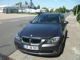 BMW 320 D Touring Voll Ausstattung