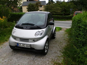 Smart FourTwo 75055 KM / TOP Zustand