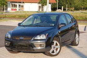 Gepflegter Ford Focus Sport 1,8 Limousine