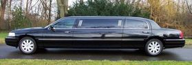 LINCOLN Town Car Stretch Limo aktuelles Modell