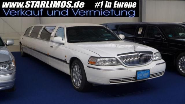 LINCOLN Town Car Stretch-Limo Stretchlimousine 8,6m 120
