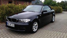 BMW 118i Cabrio Top Zustand, wenig gefahren