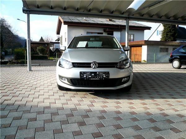 VW Polo 4FRIENDS 1,2