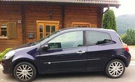 Renault Clio 3 1.6 16V Edition Exception 111 PS - TÜV NEU !