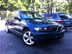 BMW 330xd A touring  Leder/XENON/GSD/1.Besitz EDITIO