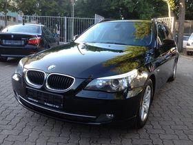 BMW 520d touring, E61, Automatik, Leder,  Xenon, Spo