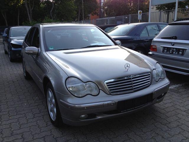 Mercedes-Benz C320 4Matic,Elegance Comand,Xenon