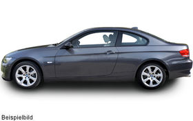 BMW 325d Coupe Automatik/Xenon/m-Paket 1.Besitz, Spo