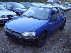Peugeot 106 1,0 EURO2 GRÜNE PLAKETE TÜV NEU