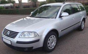 Volkswagen Passat Variant 1.9 TDI Comfortline Navi Klima