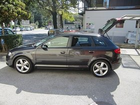 Audi A3 SB 1,4 TFSI Ambition