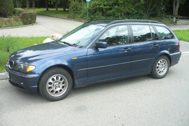 BMW 3er mit Autogas (LPG)