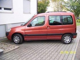 Peugeot Patner Premium 1.4 TOP ZUSTAND