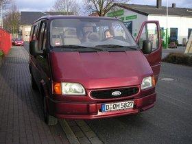 Ford Tourneo Bus Van  9 Plätze