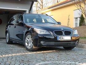 BMW 520 Tdi Touring, Xenon, Tempomat, Sportsitze, Sitzhzg., u.frei, 1a