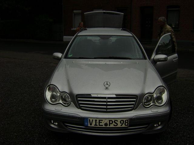Top Mercedes Benz Kombi mit absoluter Vollausstattung NP 51,000 Euro !