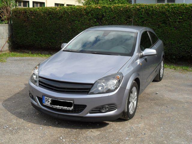 Opel Astra GTC 1.9 CDTI DPF Cosmo