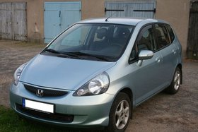 Honda JAZZ 1,4 LS mit Autogasbetrieb BJ 2005 135000 km  7000 €