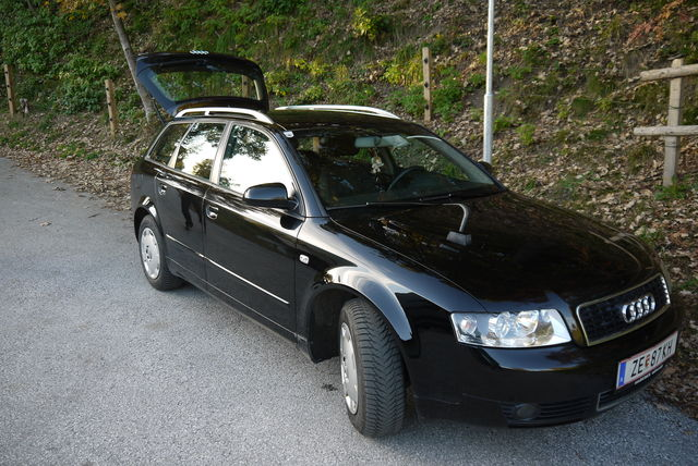 Audi 4 Avant, TOP ZUSTAND