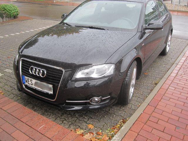 Audi A3 SLine 4 Jahre Garantie