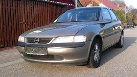 ANSEHEN !!! Opel Vectra , guter Zustand