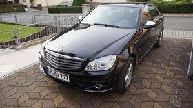 Verkaufe gepflegten Mercedes Benz C 200 Kompressor