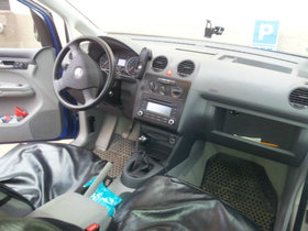 VW Caddy 1.Hand super Zustand  wenig Kilometer