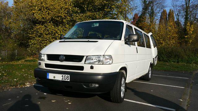 VW Transporter Syncro T4 KOMBI, 4 Türen