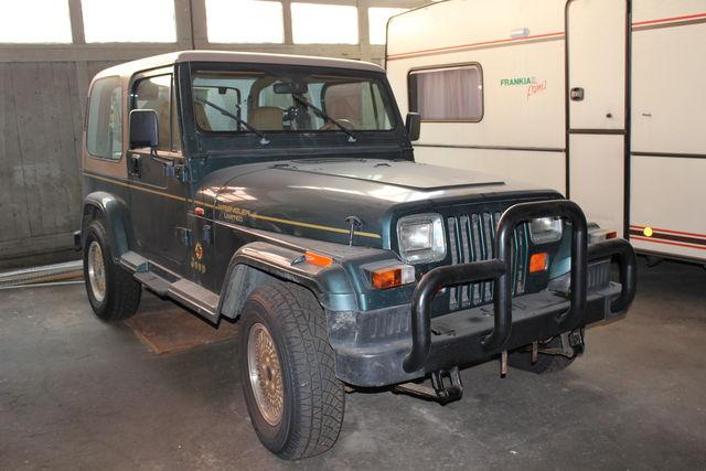 Jeep Wrangler Limited HARDTOP 131 PS