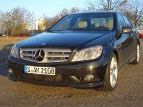 2009 Mercedes-Benz C 200 CGI Automatik BlueEFF Avantgarde AMG