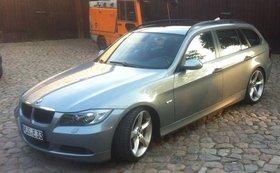BMW 320D Touring DPF Automatik Xenon Scheckheft