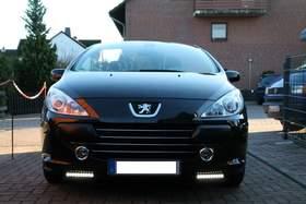 Peugeot 307 CC Automatic Vollleder TÜV Neu