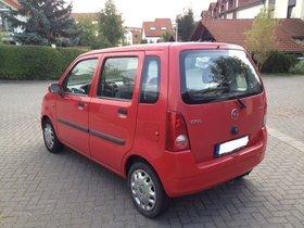 Opel Agila in sehr gutem Zustand