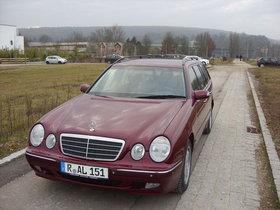 Mercedes-Benz E 320 T CDI Elegance