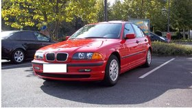 BMW 318 i -Orginal 24.378 km PDC